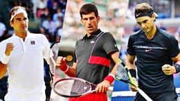 Quần vợt thế giới: Kỷ nguyên Big Three sắp khép lại