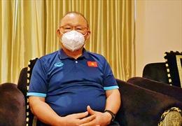 Phản ứng của HLV trưởng Park Hang-seo trước kết quả bốc thăm AFF Suzuki Cup 2020