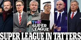 Super League - kết cục thất bại đã an bài