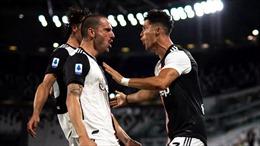 Juventus tăng tốc tới 'Thiên đường thứ 9'