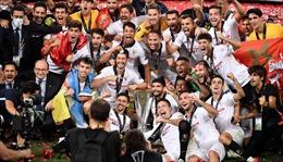 Sevilla khẳng định sự 'độc tôn' ở Europa League