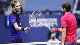 Medvedev đấu Thiem ở chung kết ATP Finals 2020