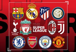 Super League được thành hình từ những án phạt trăm triệu bảng