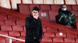 Cổ động viên Arsenal đòi sa thải Arteta
