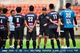 Tuyển Thái Lan thiệt quân, thiếu sức tại vòng loại World Cup 2022