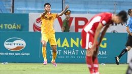 Vòng 6 V-League - sự thăng hoa của những đội khách