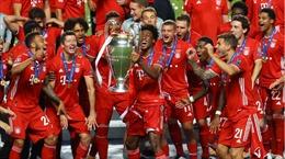 Đánh bại PSG, Bayern đăng quang vô địch Champions League
