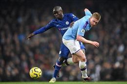 Vòng 6 Ngoại hạng Anh: Đại chiến Chelsea - Man City