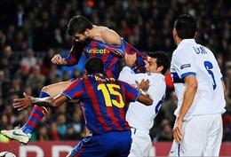 Barcelona - Inter Milan: Nou Camp dễ đến khó về