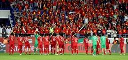 Việt Nam sẽ đột phá trên bảng xếp hạng FIFA nhờ thành tích ấn tượng tại Asian Cup 2019