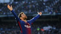 Messi đoạt Chiếc giày vàng châu Âu lần thứ 6 ở tuổi 31