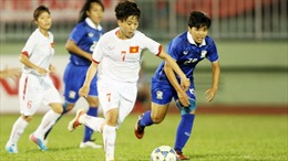Tuyển Việt Nam đối đầu Thái Lan ở chung kết AFF Cup nữ 2019