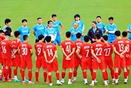 Danh sách đội tuyển Việt Nam đến UAE chuẩn bị cho trận gặp tuyển Trung Quốc và Oman