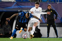 Lượt 4 vòng bảng Champions League 2020 - 2021: Tâm điểm Inter Milan - Real Madrid