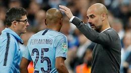 'Bão chấn thương' đe dọa cú ăn 4 của Manchester City