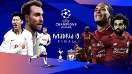Tottenham - Liverpool: Đường tới chung kết Champions League