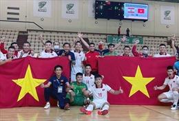 Vòng chung kết FIFA Futsal World Cup 2021: Đội tuyển Futsal hội quân sớm hơn dự kiến