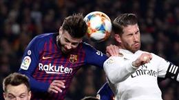 Bán kết Cúp Nhà vua lượt về Real Madrid - Barcelona: 'Đại chiến sinh tử'