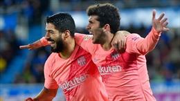 Barcelona quyết nâng cúp vô địch La Liga ngay tuần này
