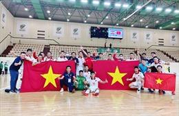 Khen thưởng Đội tuyển Bóng đá Futsal nam quốc gia