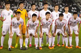 FIFA chốt phương án sau khi tuyển CHDCND Triều Tiên rút khỏi vòng loại World Cup 2022