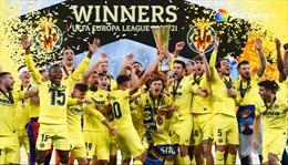 Đánh bại MU qua loạt luân lưu 'kinh điển', Villarreal đăng quang Europa League