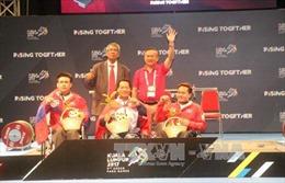 Xác định 11 môn thi đấu ASEAN Para Games 11