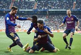 Hạ Kền kền trắng, Barca đi vào lịch sử với 6 lần liên tiếp góp mặt ở chung kết Cúp nhà Vua