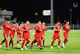 Vòng loại World Cup 2022: Tuyển Việt Nam có tham vọng giành kết quả cao