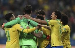 Brazil vào bán kết Copa America sau chiến thắng nghẹt thở trước Paraguay