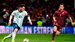 Tứ kết Copa America Argentina - Venezuela: Khẳng định đẳng cấp
