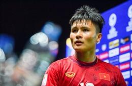 Quang Hải: Việt Nam đang tiến gần hơn tới các đội bóng mạnh trong khu vực