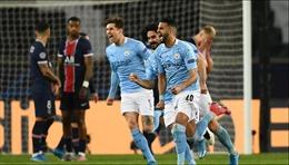 Bán kết lượt đi Champions League: Man City ngược dòng hạ PSG ở Paris