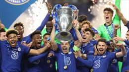 Đánh bại Man City 1 - 0, Chelsea trở thành tân vương Champions League