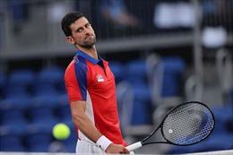 Djokovic dừng bước tại bán kết Olympic Tokyo 2020
