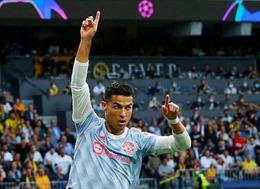 Ronaldo ghi bàn phút cuối, MU thắng nhọc nhằn Villarreal