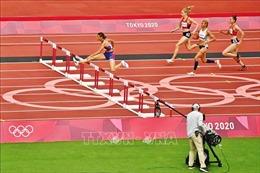 Quách Thị Lan mang kinh nghiệm 'vượt rào' vào thi đấu bán kết nội dung 400 m vượt rào nữ