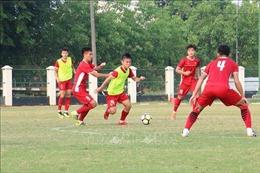 Đội tuyển U19 Việt Nam kết thúc 7 ngày luyện quân, cơ hội mở ở đợt tập trung cuối