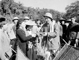 90 năm Hội Nông dân Việt Nam: Tiếp bước truyền thống 'Nông hội đỏ'