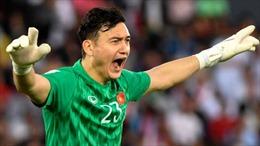 Văn Lâm quyết tâm thực hiện giấc mơ World Cup cùng tuyển Việt Nam