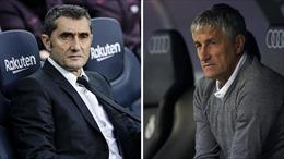 Barcelona sa thải HLV Valverde, đặt thử thách lên 'cái tên lạ' Quique Setien