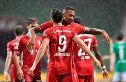 Hạ Werder Bremen, Bayern vô địch Bundesliga mùa thứ 8 liên tiếp