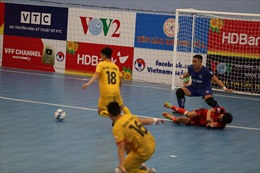 Xác định 4 đội cuối cùng giành quyền thi đấu vòng chung kết Giải Futsal HDBank VĐQG 2020
