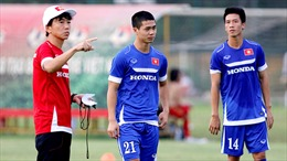 HLV Park Hang-seo ấn tượng U23 Việt Nam dưới thời ông Miura
