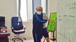 HLV Park Hang-seo lên đấu pháp mới cho tuyển Việt Nam