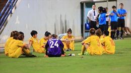 Phong Phú Hà Nam bỏ đá phản đối trọng tài: Chuyện buồn bóng đá nữ