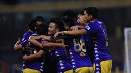 Văn Hậu cùng Hà Nội FC quyết đua vô địch đến giây cuối cùng