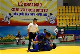 Thành lập liên đoàn, Jujitsu Việt Nam không giấu tham vọng cạnh tranh huy chương