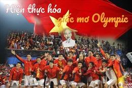 Thành quả vượt bậc và triển vọng của bóng đá Việt Nam