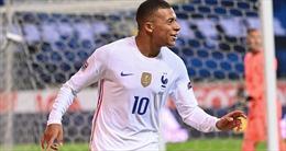 Mbappe mắc COVID-19, tạm biệt UEFA Nations League